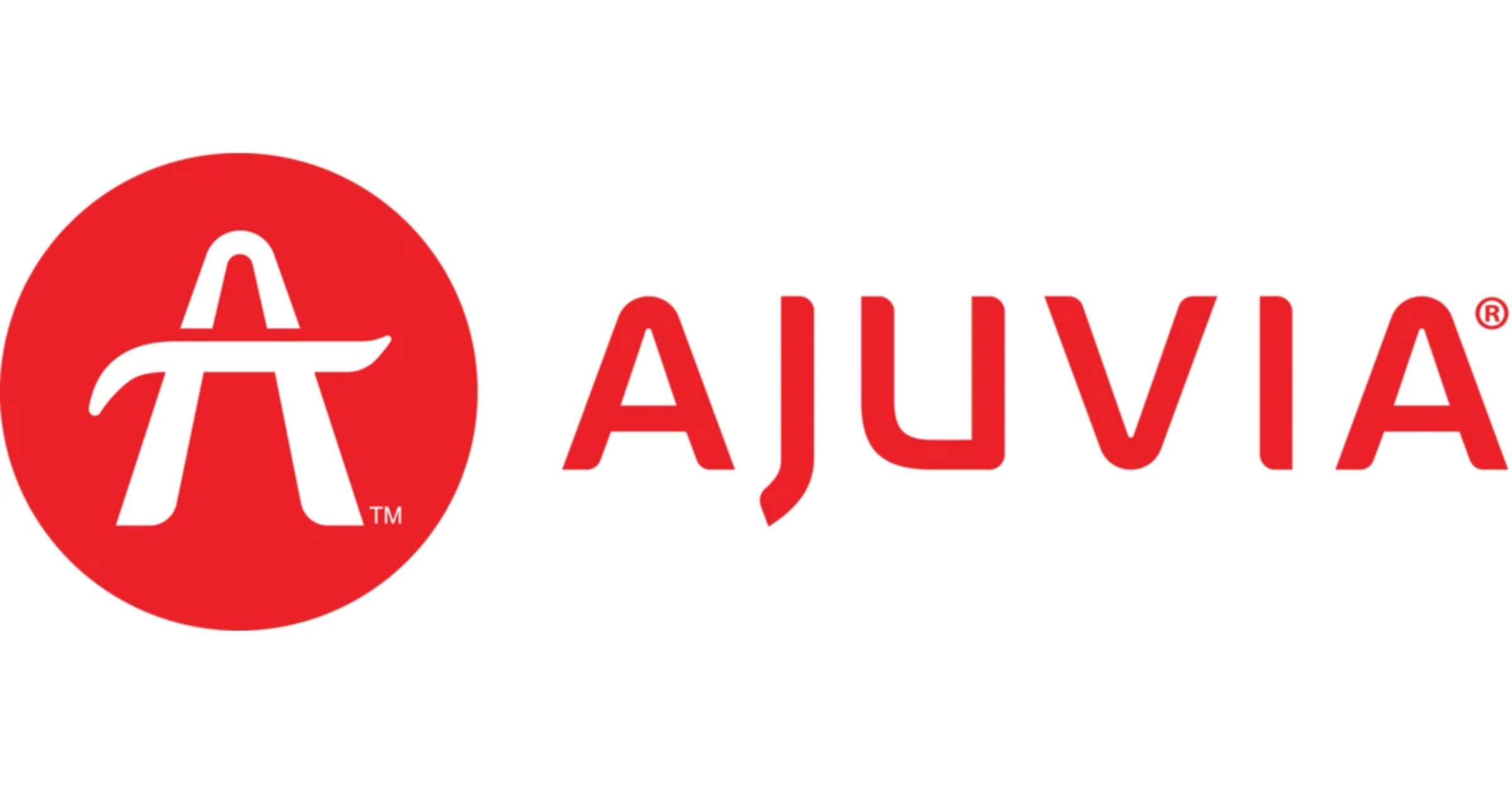 The Ajuvia medical device company logo